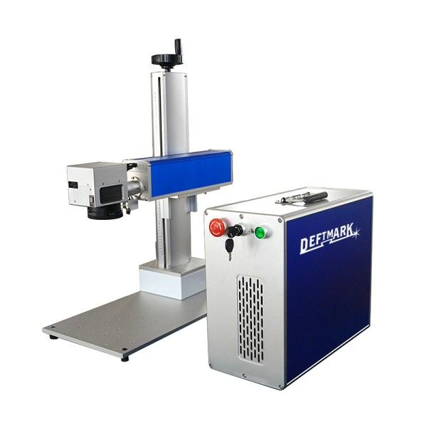Deftmark™ 30W Raycus Fiber Laser Engraving Machine