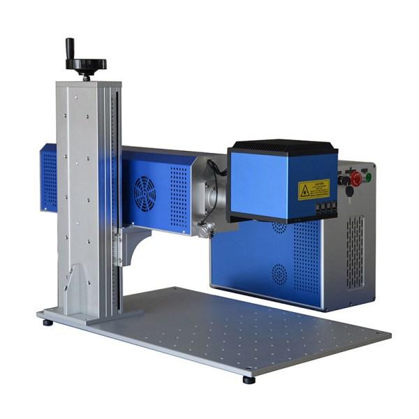 Deftmark™ CO2 Laser Engraving Machine - left