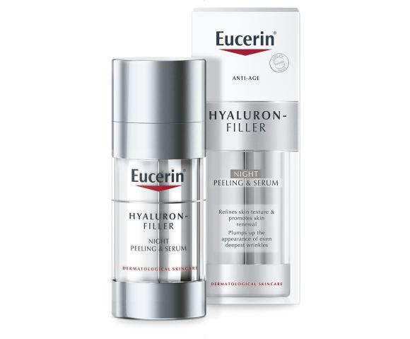 Eucerin Hyaluron Filler Night Peeling Serum