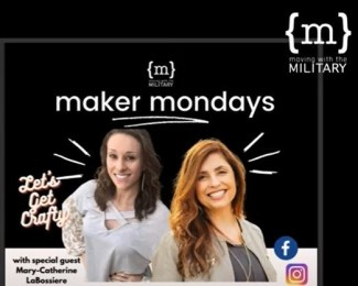 Maker Monday ad with Mary-Catherine LaBossiere