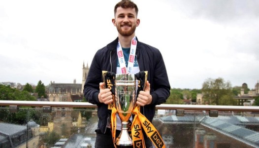 Jack Iredale - Cambridge United promoted to League One