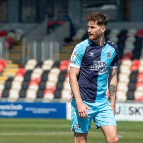 Jack Iredale on living with type 1 diabetes and playing professional football