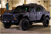 Back in 2013, J.R. was spotted driving around town in this Gurkha F5, which he spent almost $500,000 on. The F5 is a heavily armored truck that is normally used by military. J.R. most likely isn't afraid of anyone shooting him – this purchase reflects his outgoing personality. He most likely got the idea of the F5 from the movie Fast and Furious 5, where the FBI agent Hobbs drives around Rio de Janeiro in a F5. He even has a custom J.S. logo on the doors, for J.R. Smith.