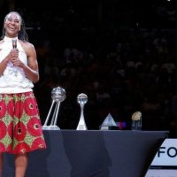 Indiana Fever Retire Tamika Catchings Jersey