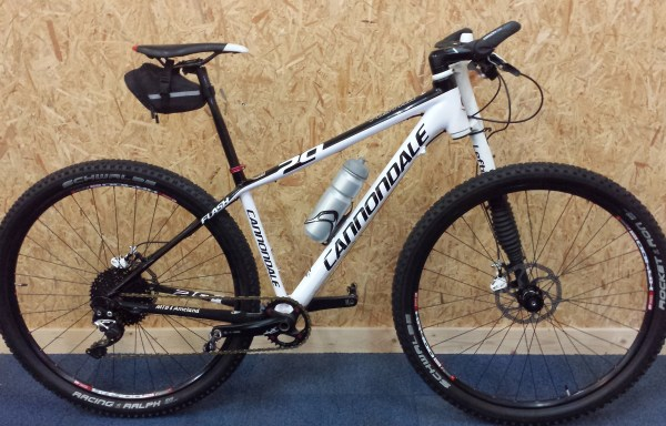 Cannondale Flash Carbon 3