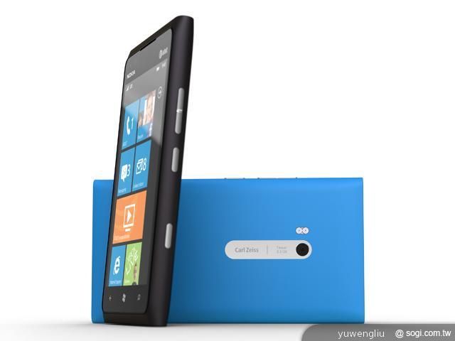 4.3吋NOKIA Lumia 900旗艦登臺 單機18900- SOGI手機王