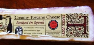 toscano cheese
