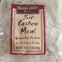 Say It Ain't So, Joe!!!! No More Cashew Meal @ Trader Joe's????