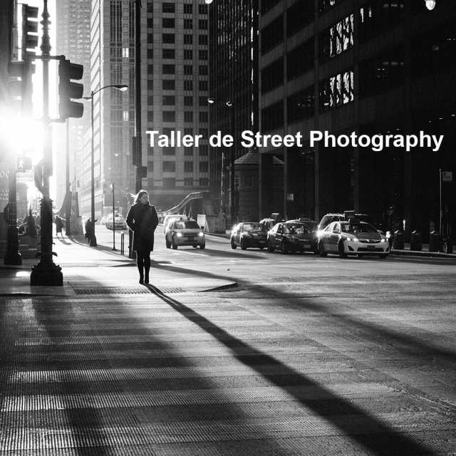 deGranero taller de Street Photography Madrid
