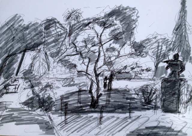 deGranero cursos de dibujo y pintura en Madrid 17