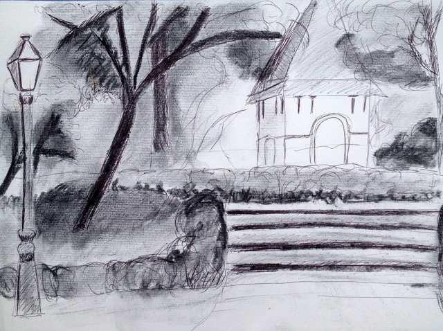 deGranero cursos de dibujo y pintura en Madrid 19