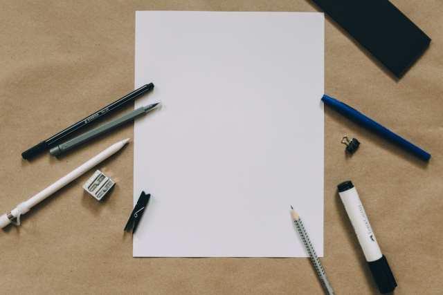 deGranero papel de dibujo