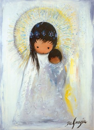 DeGrazia Note Cards