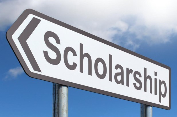 Scholarship logo for all