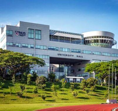 Top 5 Universities in Asia National University of Singapore