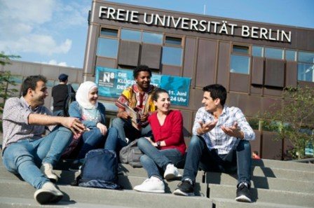 Facts about Germany & University Campus