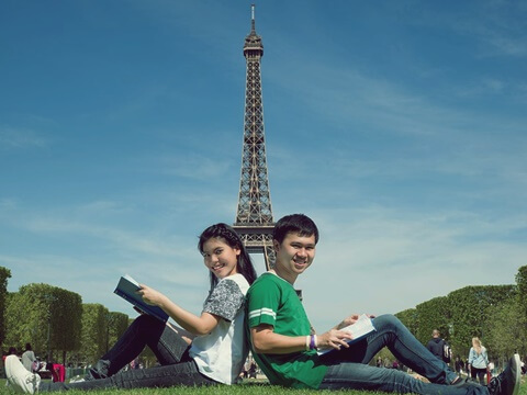 Eiffel Excellence Scholarship