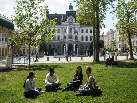 Universities in Slovenia