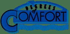 Degrees of Comfort Logo