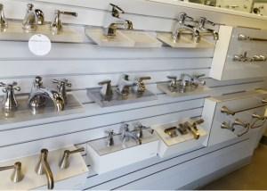 Degrees of Comfort Brattleboro Faucet Displays