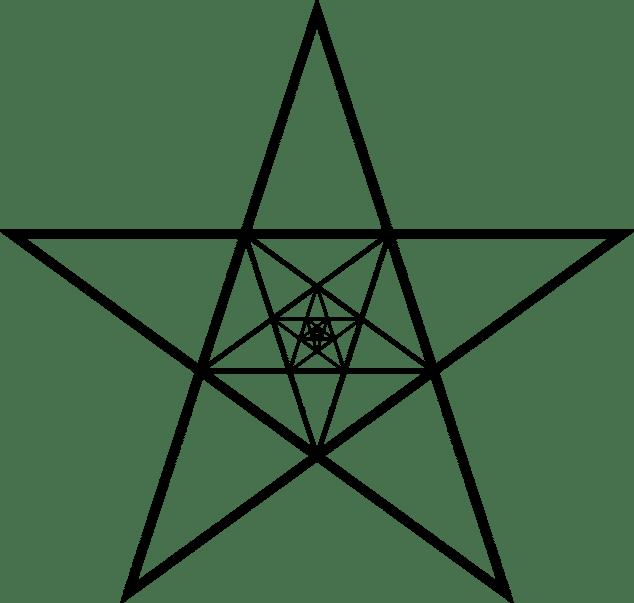 pentagram star