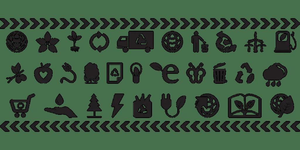 Recycling Symbol logo