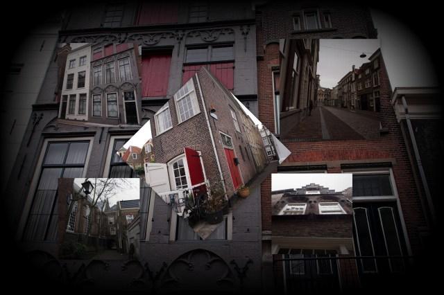 Binnenstad van Dordrecht.