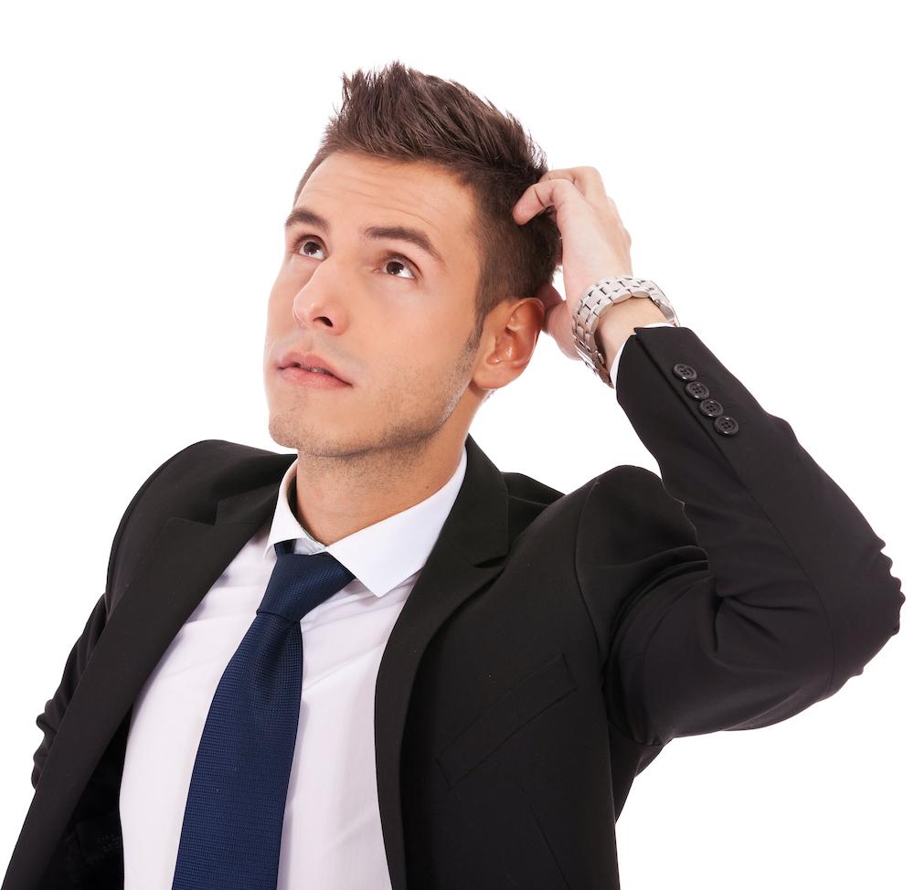 Afvragen ondernemer persoonlijke groei