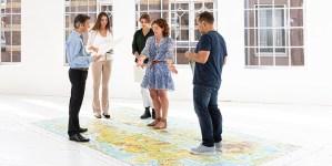 Business Mapping team op de kaart Groeicoach