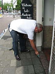 """Verslag """"Klussers in huis""""in De Groene Luiken - juni 2011"""