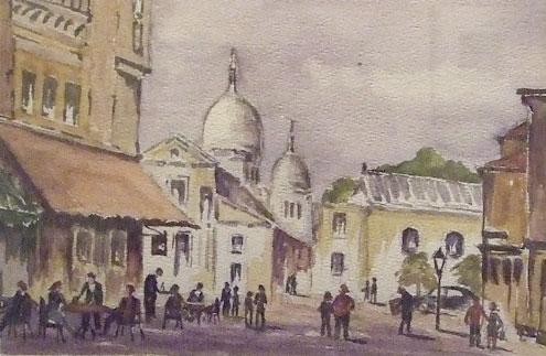 Expositie van de schildersgroep van Lia Schäfer in De Groene Luiken - Oosthavenkade 8, Vlaardingen - 25 sept./6 nov. 2017
