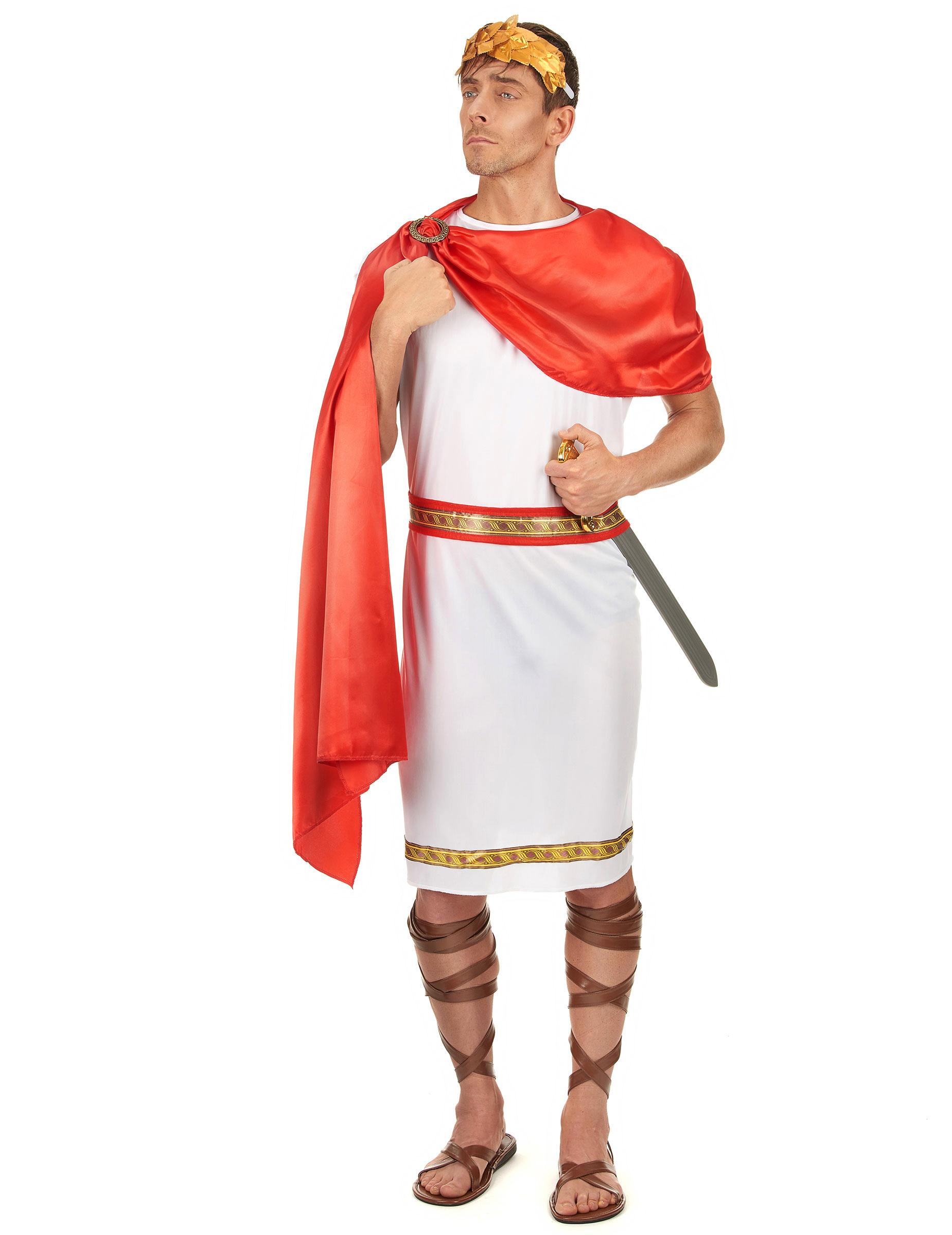 deguisement romain avec couronne grande taille homme