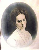 (Submitted photo: This portrait of Mildred Price was painted shortly before her death in 1907 at the age of 19. )