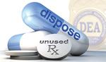 The National Prescription Drug Take-Back Day Logo - DEA