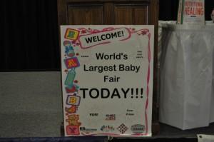 worlds largest baby fair