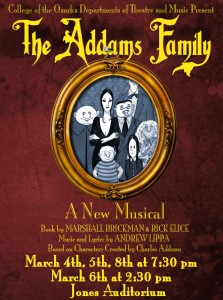 The Addams Family Musicial - 2016 Spring Production - 250dpi