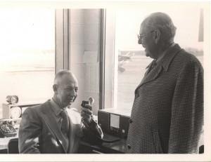 Clark and Caperton