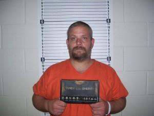Joshua D. Hutson (TCSO booking photo)