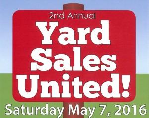 yard sales united