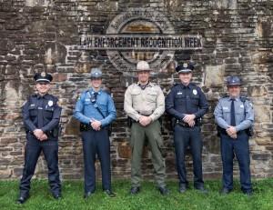 law enforcement recognition photo