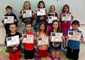 April Citizen 3rd Grade