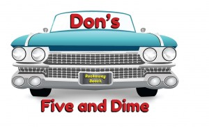 Dons Five and Dime Rockaway Beach
