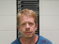 Robert Kail, III (SCSO booking photo)