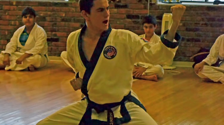 Greenwich's DeVita Karate Going to Vegas for Competition