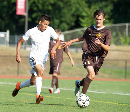 23e86fbfb The Brunswick School soccer team is gearing up for a much improved season  this fall.