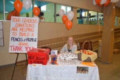 Courtney Smith has raised over $20,000 towards her goal.
