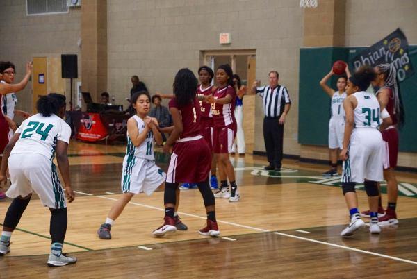 Girl's Basketball Photos: Eldorado @ Rancho 2/8 | Las ...