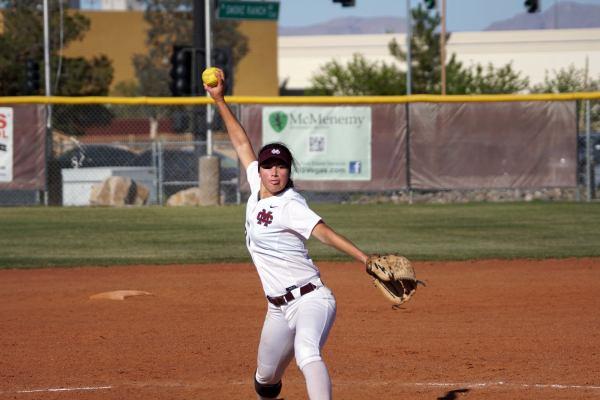 Spartans Softball Defeats Durango 7-2 | Las Vegas Sports ...