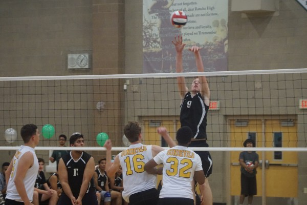 Boy's Volleyball | Las Vegas Sports Network - Part 3