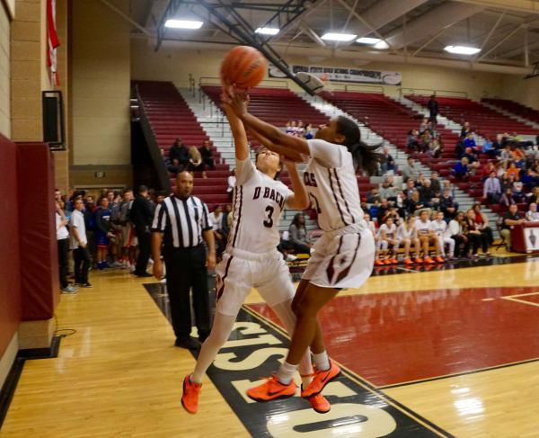 Girl's Basketball Photos: Bishop Gorman @ Desert Oasis ...
